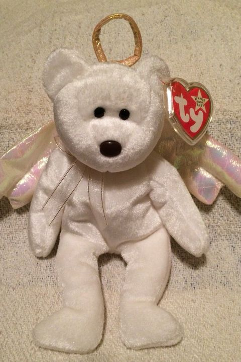 99b81cd6b2e The 20 Expensive Collectible Beanie Babies Will Make You Rich - Most ...