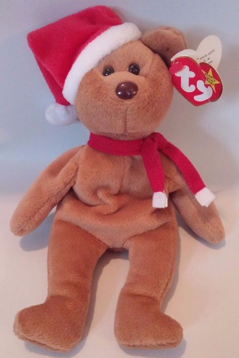 b1afa383a65 Rare Beanie Babies Are Sold For Hundreds of Thousands of Dollars ...