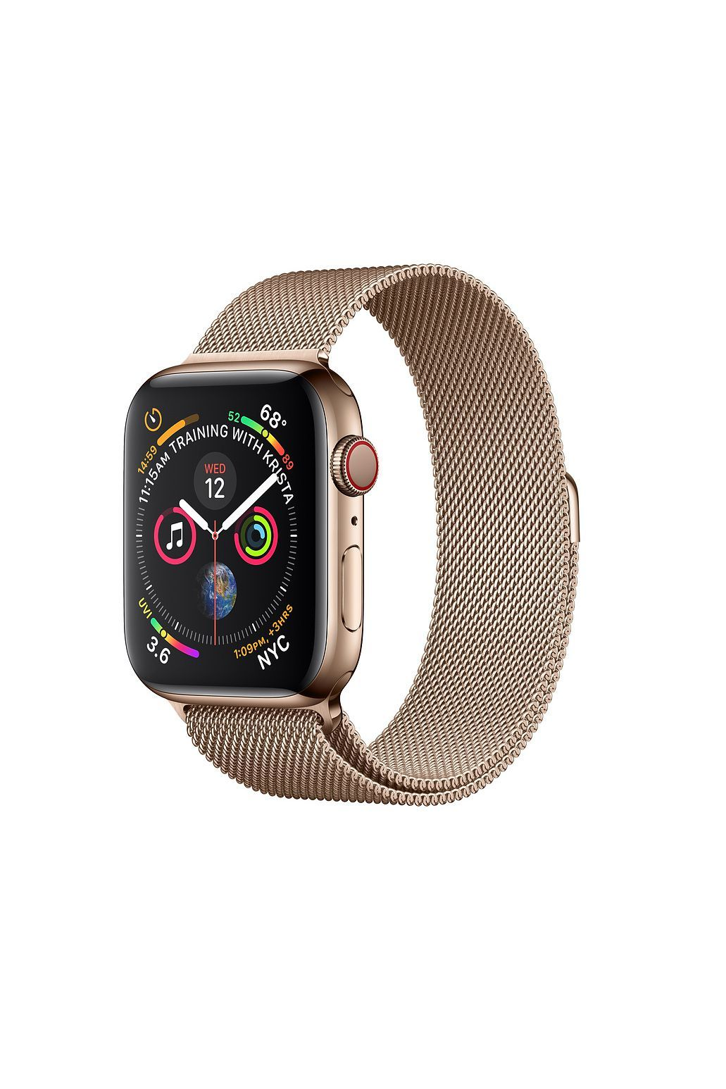 The Latest Apple Watch