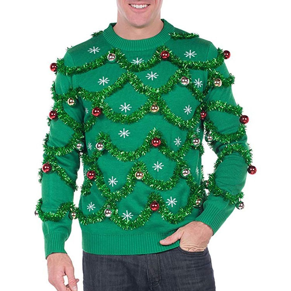 14 Best Ugly Christmas Sweaters to Wear in 2018 - Funny Sweaters for ...