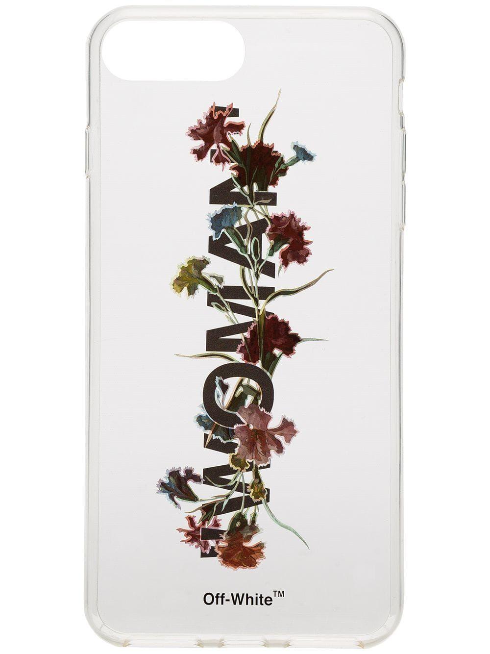 """Floral """"Woman"""" Phone Case"""