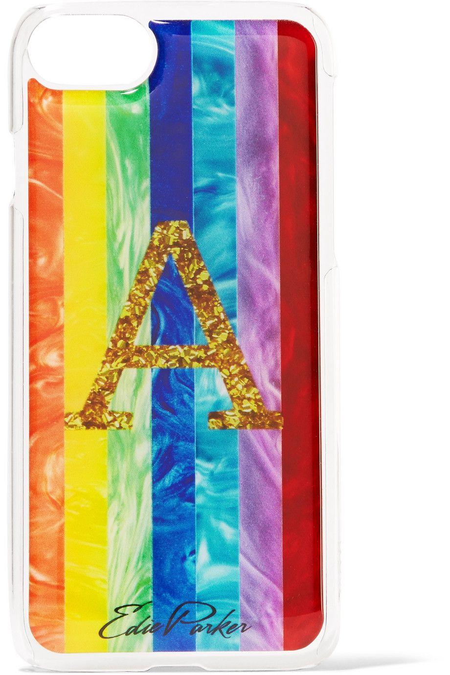 Personalized Rainbow iPhone Case