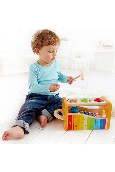 4f728b39ed7f 20 Best Toys for 1 Year Olds 2019 - Top Gifts for 12-Month-Old Boys and Girls  2019