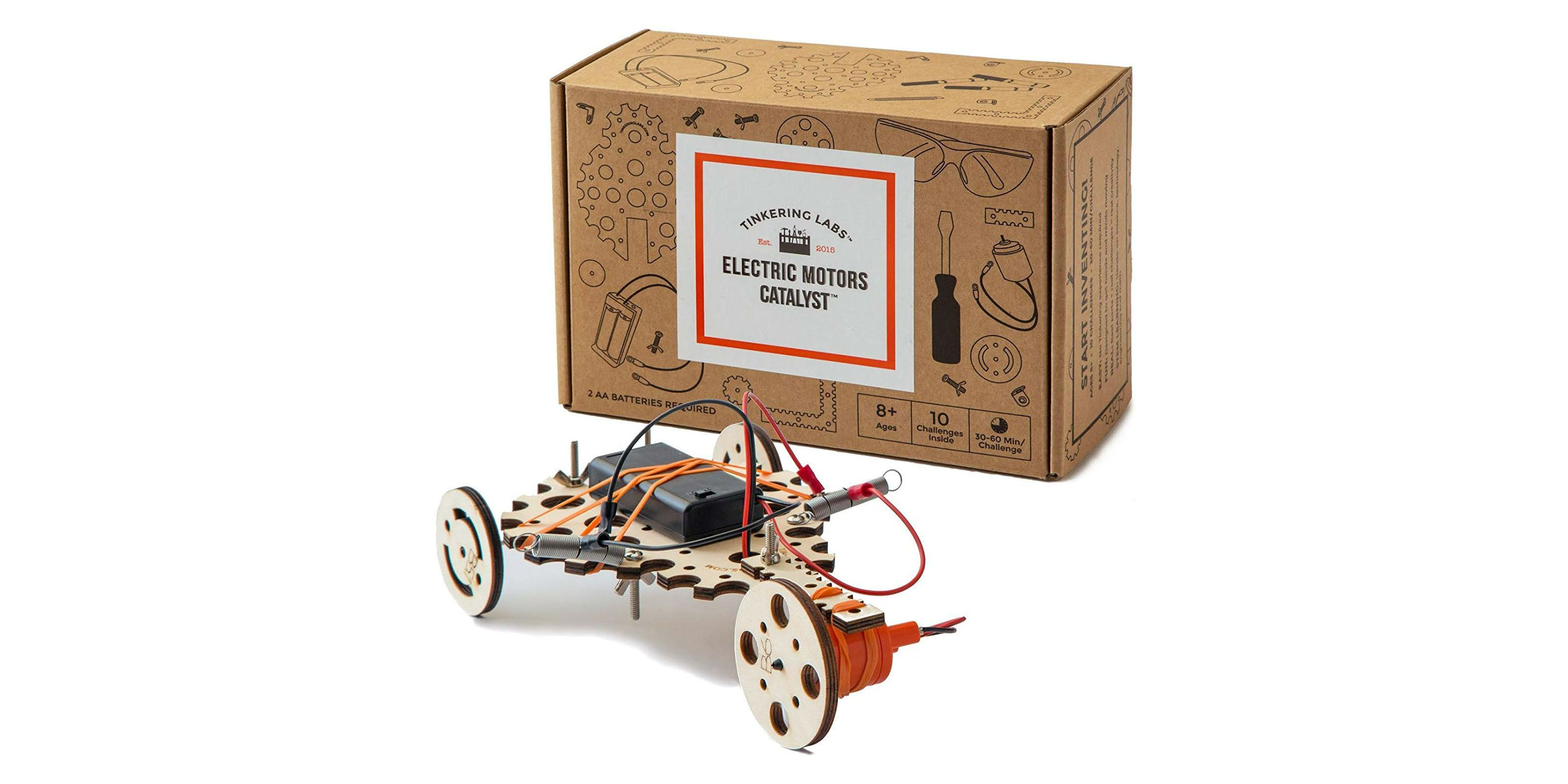 Robot Kits For Kids Cool Gifts Electric Electronics Project Lab 300 In 1 Electronic