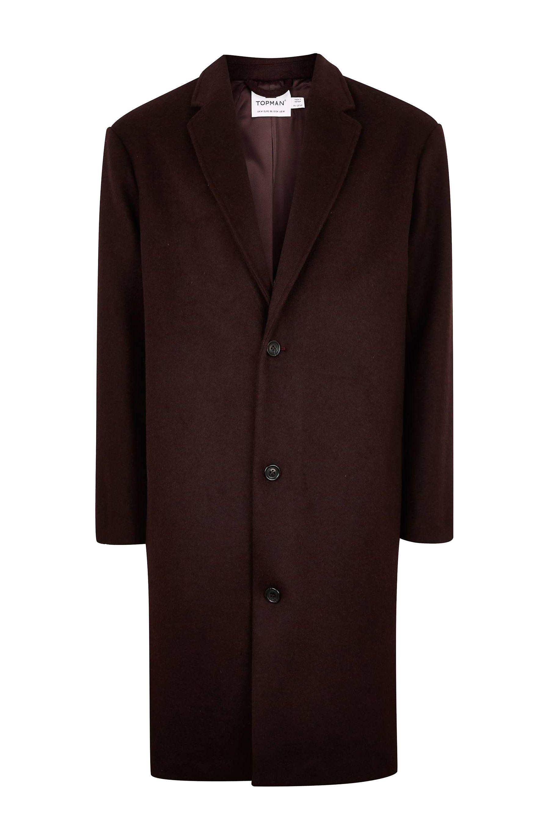 04178bace The Oversized Overcoat