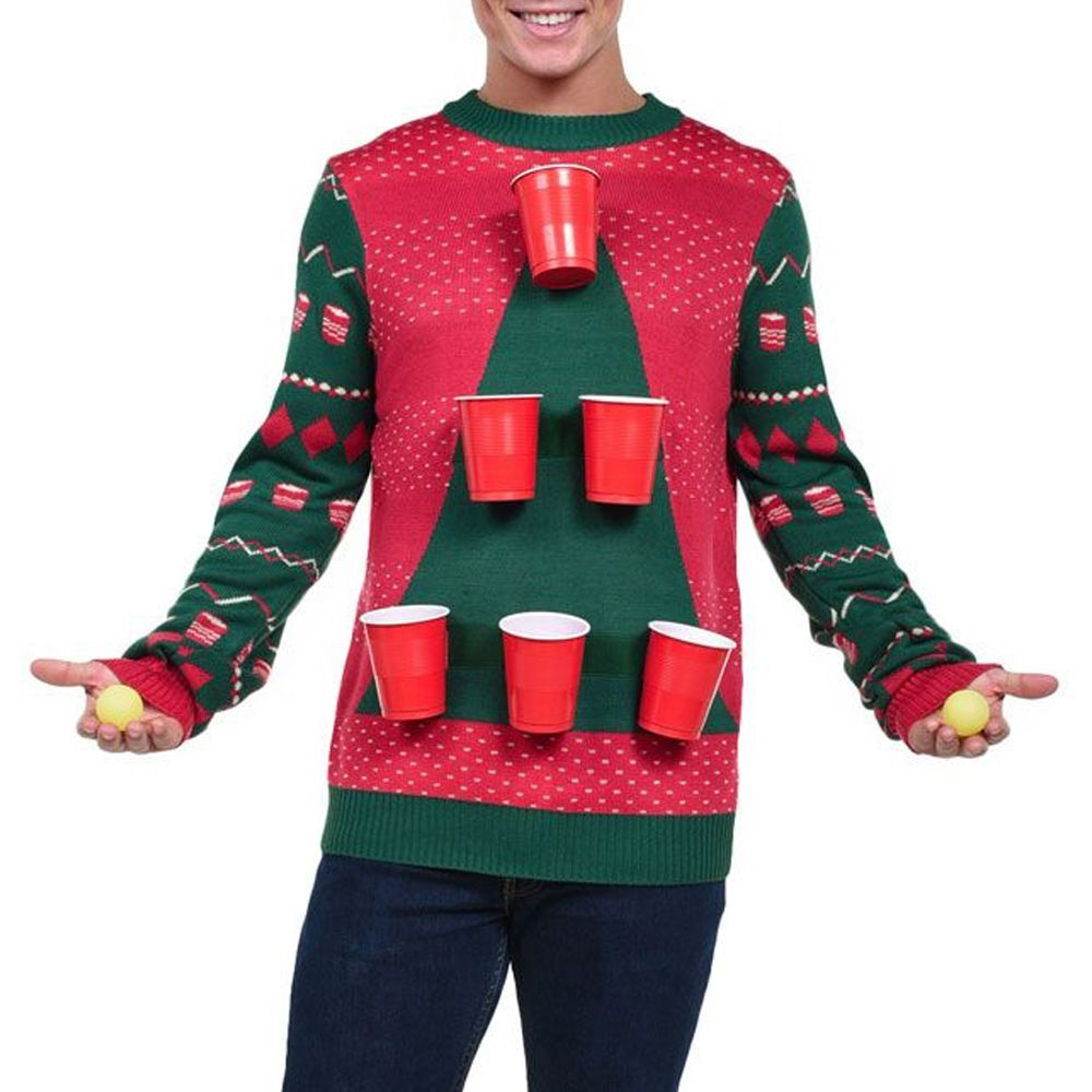 55a49f3e3 14 Best Ugly Christmas Sweaters to Wear in 2018 - Funny Sweaters for ...