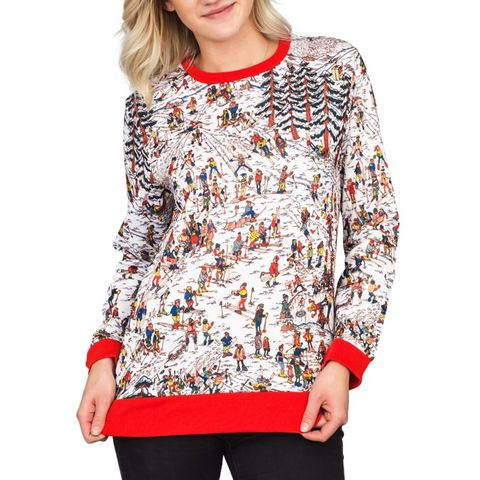 c0d4adb78a 14 Best Ugly Christmas Sweaters to Wear in 2018 - Funny Sweaters for ...