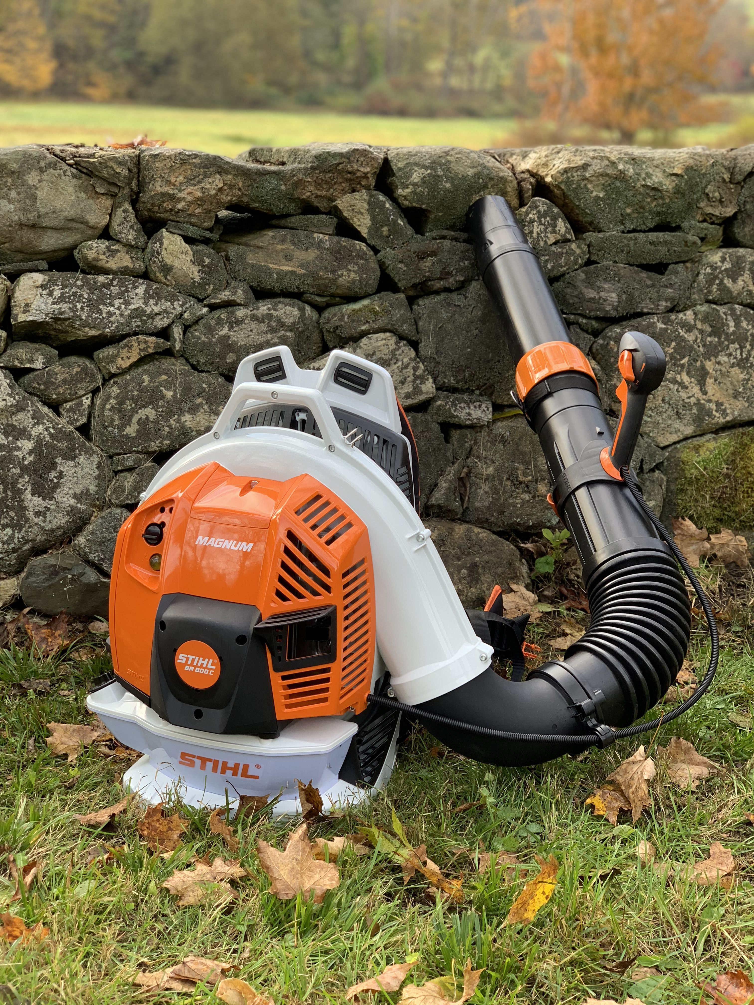 Best Leaf Blower Reviews Gas Powered Leaf Blowers