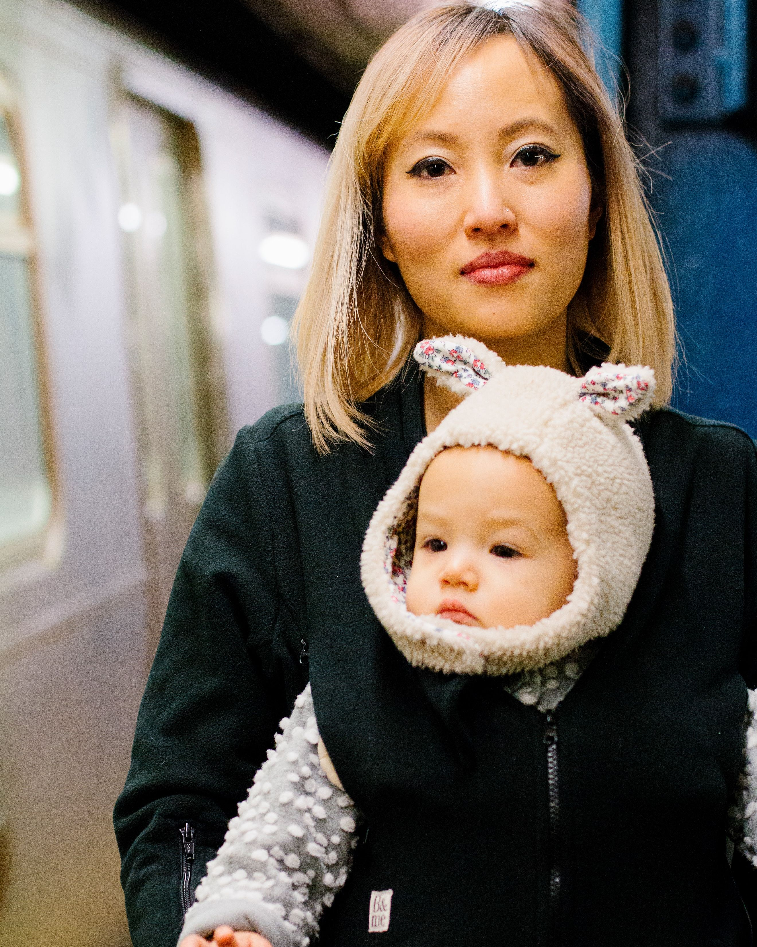 The Booker Maternity Coat Is a Dream Come True for Freezing Moms Everywhere