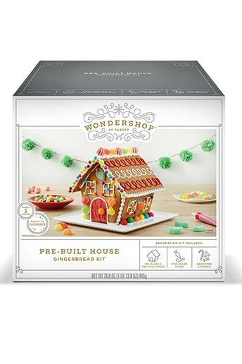 Best Gingerbread House Kits How To Make A Gingerbread House