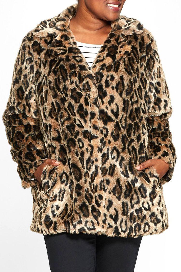 9d07d8936d80 12 Best Leopard Coats for Winter 2018 - Stylish Leopard Print Jackets