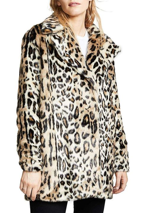 3f067cd76496 12 Best Leopard Coats for Winter 2018 - Stylish Leopard Print Jackets