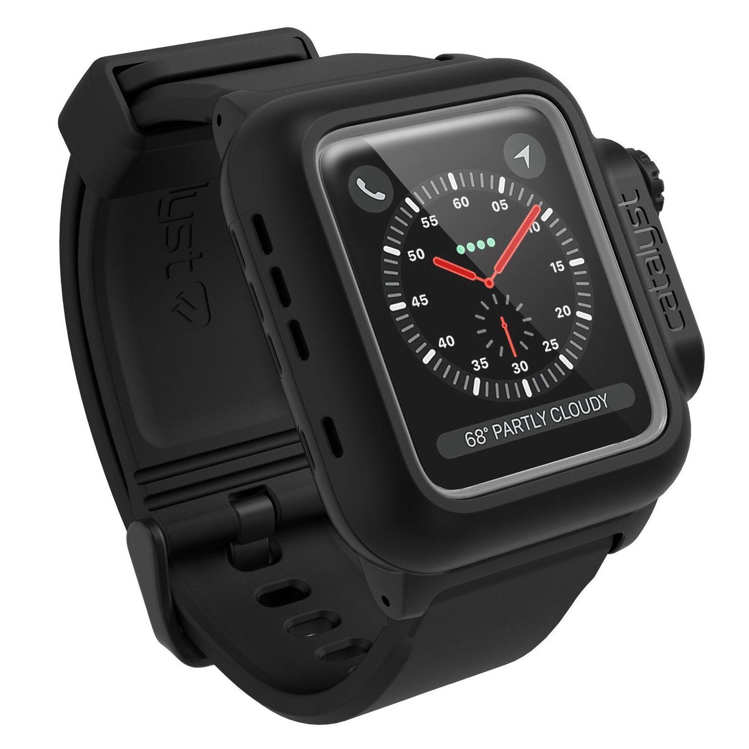 new styles 14670 1e18f Catalyst Waterproof Case for Apple Watch Series 2 and 3