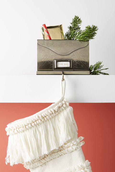 30 Stylish Christmas Stocking Holders For 2018