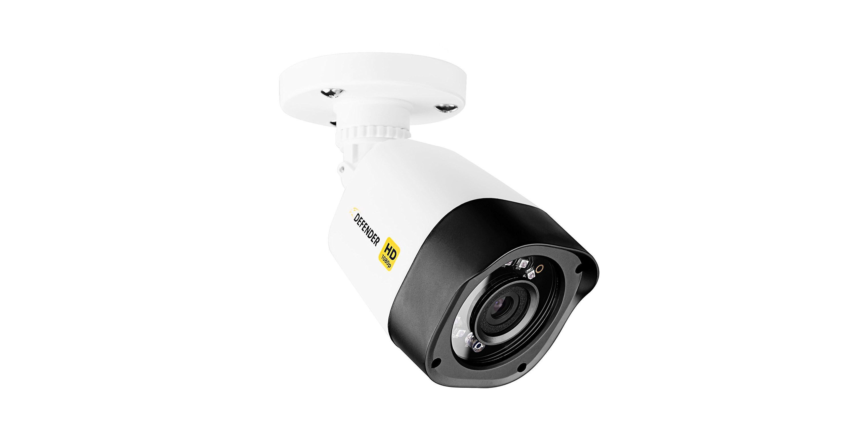 Defender HD 1080p Security Surveillance System