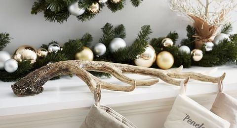 30 Stylish Christmas Stocking Holders For 2018