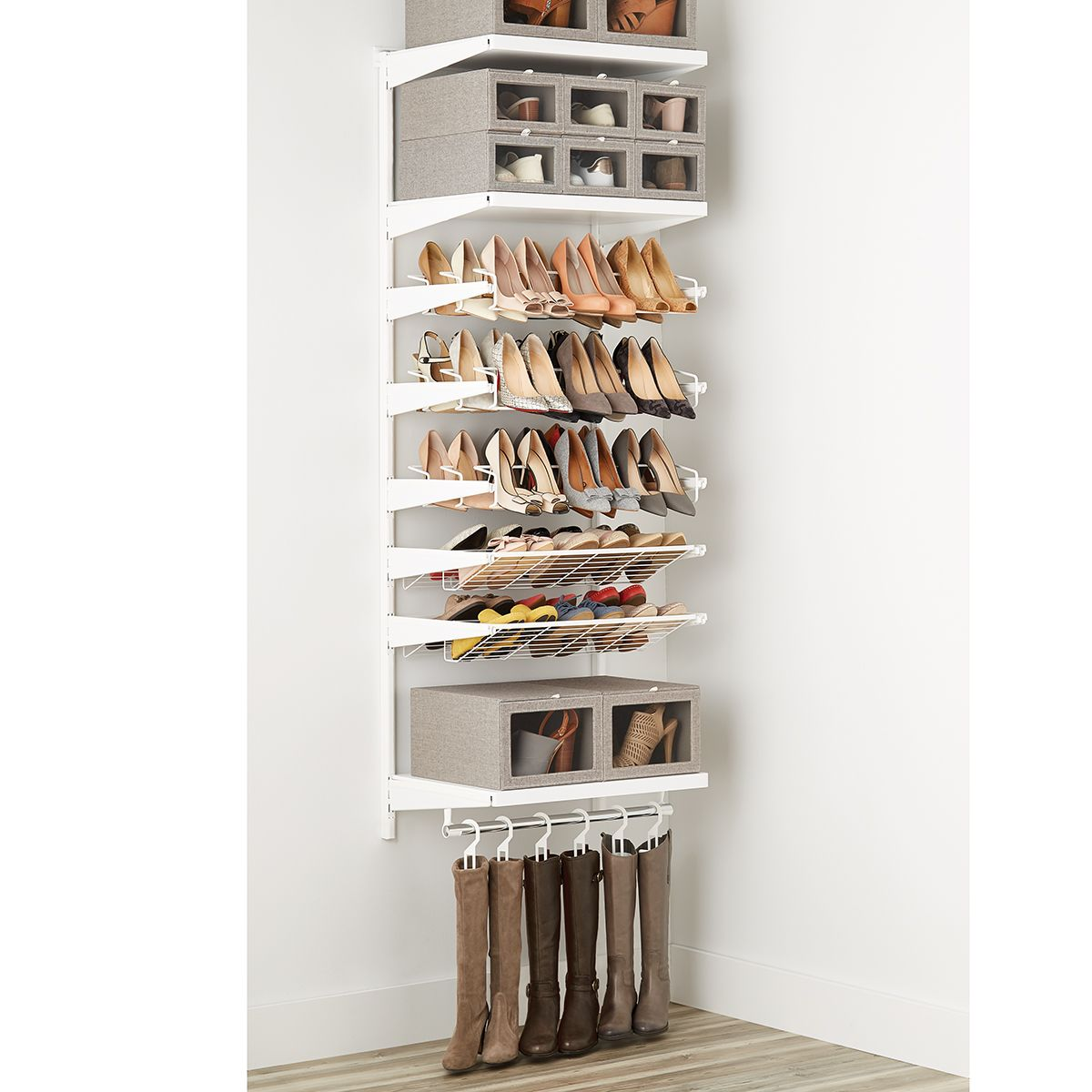11 Clever Ways To Store Shoes Shoe Storage Ideas