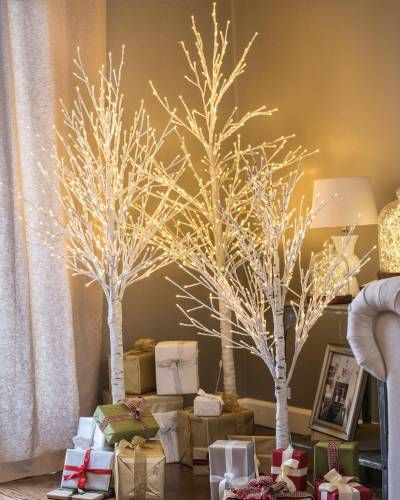 Homebase Artificial Christmas Trees: The Jazziest Artificial Christmas Trees To Buy This Year