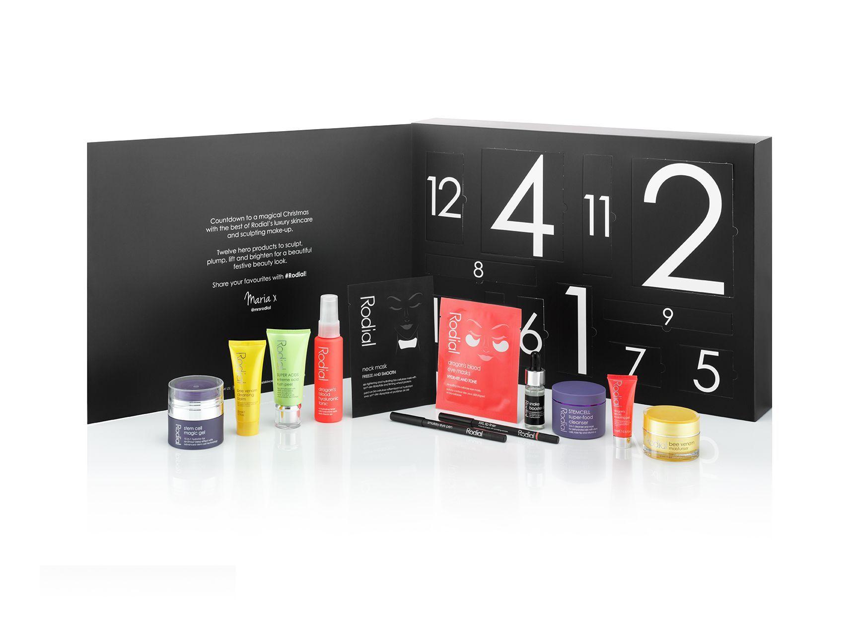 Calendario Nyx.Rodial 12 Days Of Glamour Advent Calendar 2018
