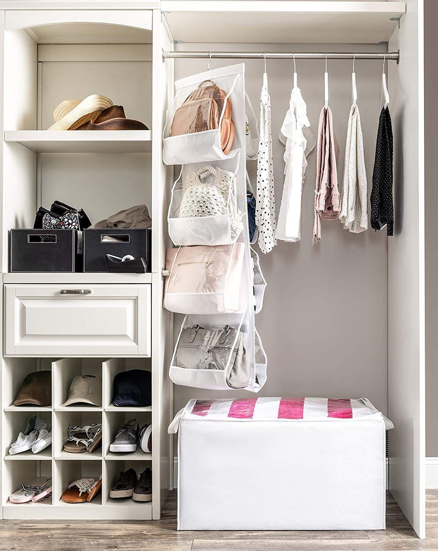 10 Organizers To Store Purses And Handbags Purse Storage Ideas