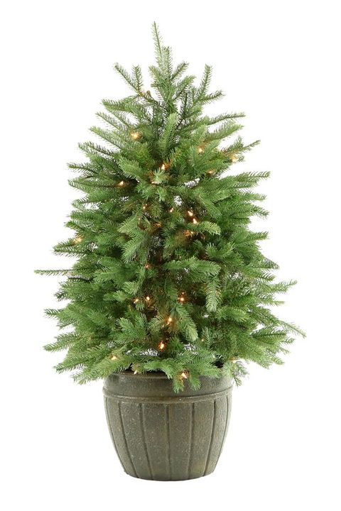 Artificial Christmas Tree Types.30 Best Artificial Christmas Trees Of 2019 Where To Buy