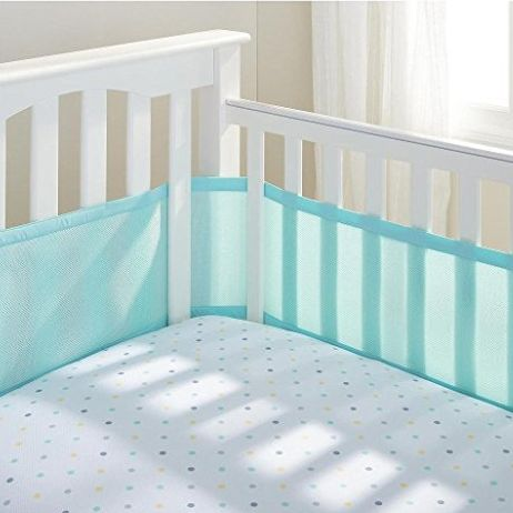 9 Safe Crib Bumper Alternatives For 2019 Mesh Crib Liners Rail