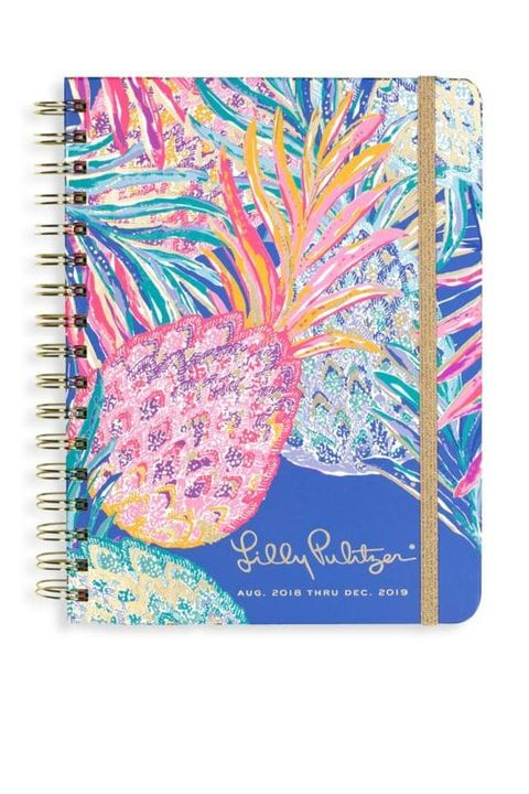 2018 executive planner with zipper