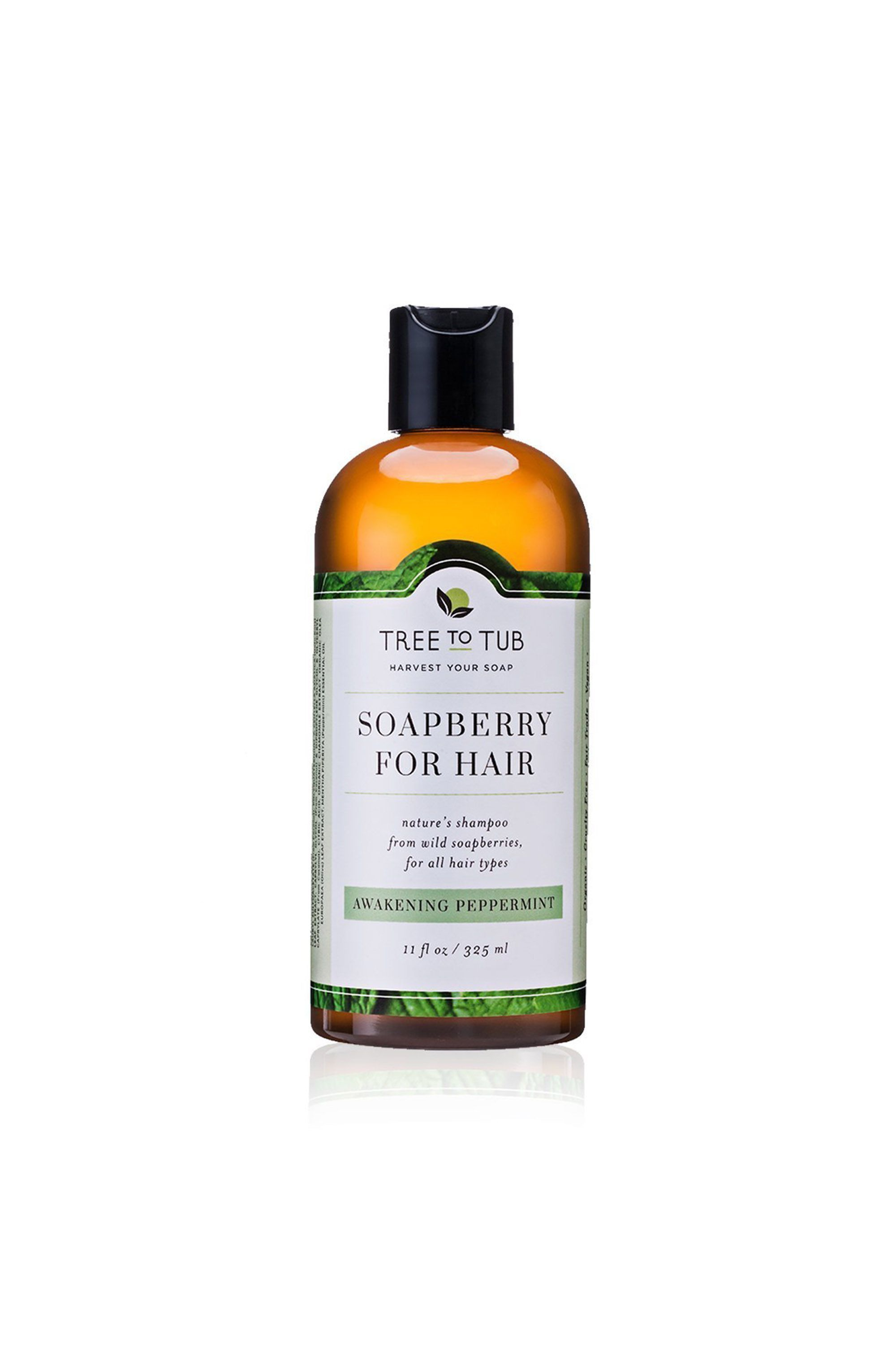 For A Sensitive Scalp Organic Argan Shampoo Tree to Tub amazon.com $18.94 SHOP NOW Tree to Tub's Soapberry Shampoo puts your scalp first. Perfect for dry, irritated, or sensitive scalps, the formula is naturally cleansing and free from any toxins that might irritate your skin.