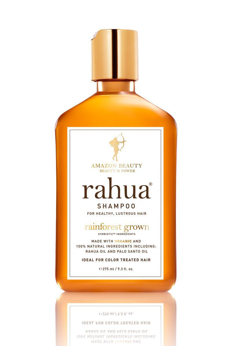 For Natural Hair Growth Rainforest Grown Rahua Shampoo sephora.com $9.00 SHOP NOW Coconut oil is the star ingredient here, gently lifting dirt from the hair shaft without depositing synthetic nasties on your skin.