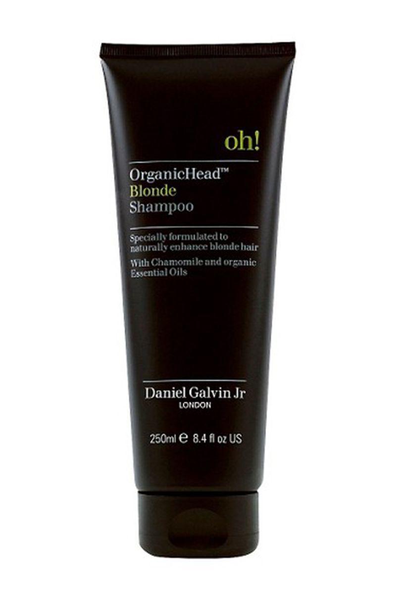 For Blonder Hair Blonde Shampoo Daniel Galvin Jr Organic Head amazon.com $19.79 SHOP NOW Chamomile, rhubarb and lemon gently lightens flaxen strands the safe way.