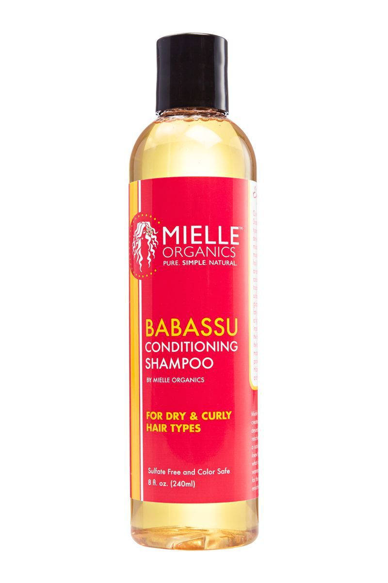 For Curly Hair Babassu Oil Conditioning Sulfate-Free Shampoo Mielle Organics target.com $12.99 SHOP NOW Ideal for curly-hair, this oil-like formula miraculously still foams, making for a satisfying and softening washing experience.