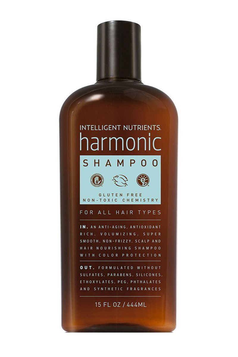For The Dirtiest Hair Harmonic Shampoo Intelligent Nutrients amazon.com $32.00 SHOP NOW As a way not to compromise on performance but still give it up to the environment, Intelligent Nutrients pledges a minimum of 80 percent naturally derived ingredients and 100 percent certified organic aroma. In this case, that means an antioxidant rich shampoo perfect for stripping away dulling build-up.