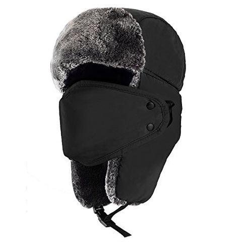 e5d18801a03 Amazon. Mysuntown Winter Trooper Hat