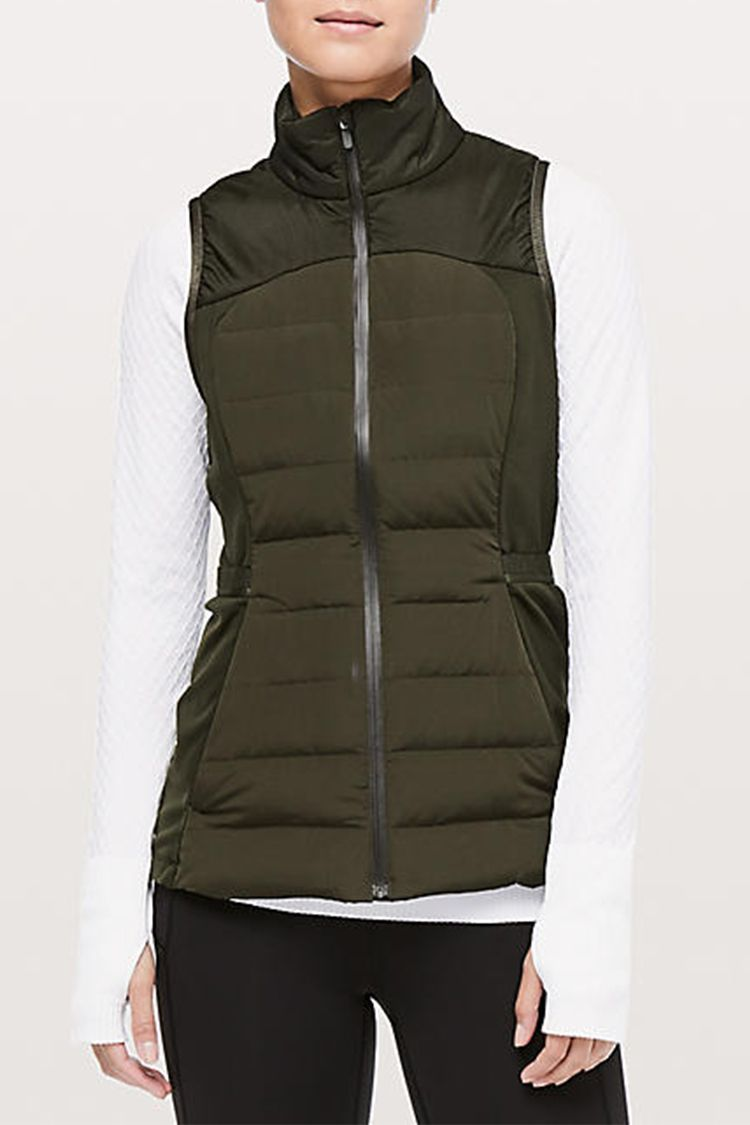 6ec98963c Lululemon Down For It All Vest