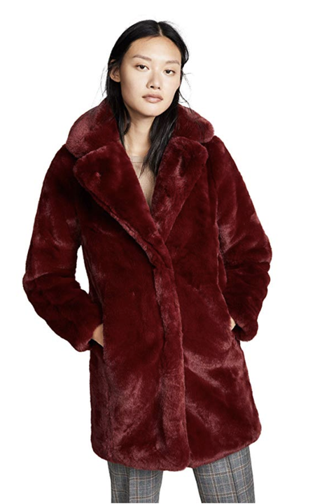 2 The Fuzzy Fall Coat