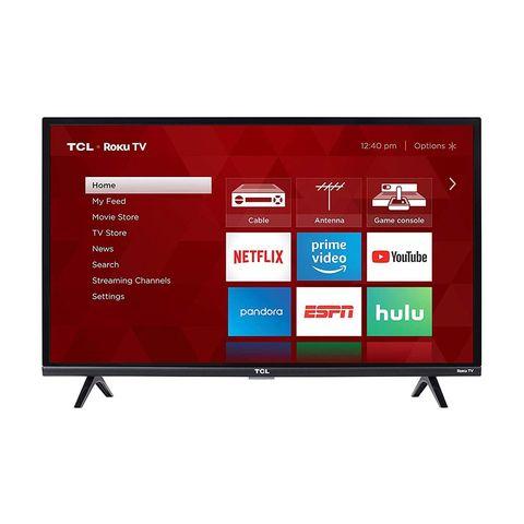 605b416bcec TCL 32S327 32-Inch 1080p Roku Smart LED TV