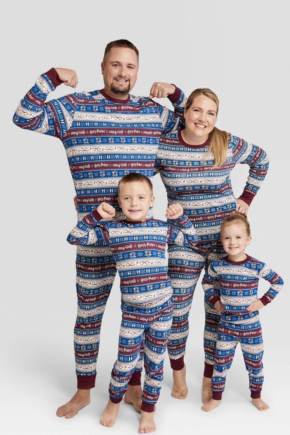 877fdb0b3d 15 Best Matching Family Christmas Pajamas to Celebrate in the Coziest Way  Possible- www.golfhr.info
