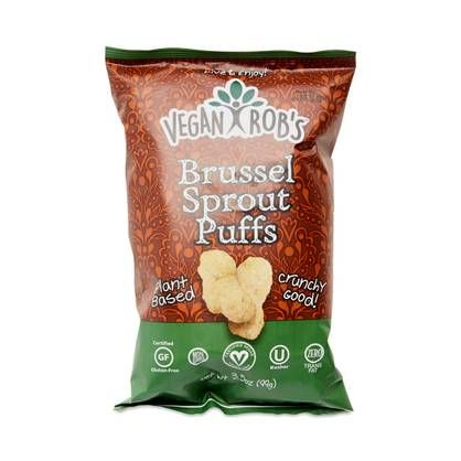 Brussel Sprouts Puffs