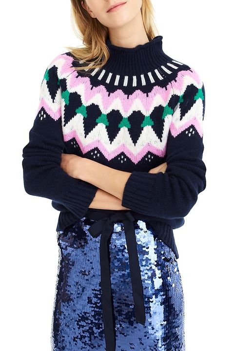 11 Best Fair Isle Sweaters for Winter 2018 - Fair Isle Knit Sweaters ... 7d8c831a9