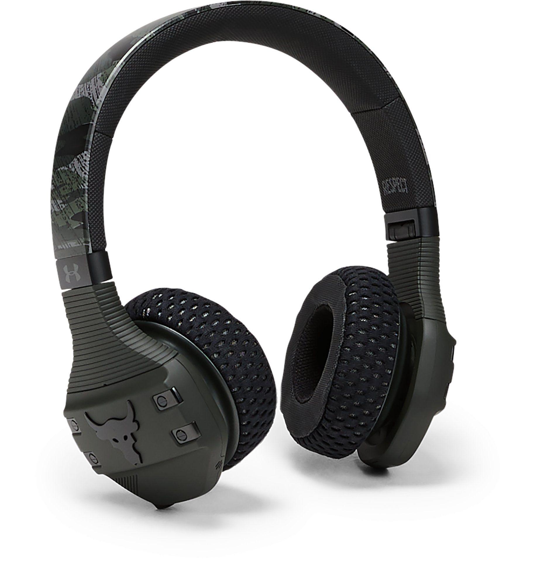 sklep internetowy nowe promocje nowy styl Słuchawki bezprzewodowe Under Armour Project Rock