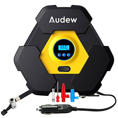 3 Audew Portable Air Compressor Pump