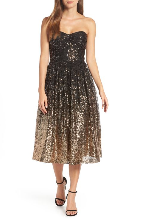 88fbe3ee3f0 23 Best Winter Wedding Guest Dresses - What to Wear to a Winter Wedding