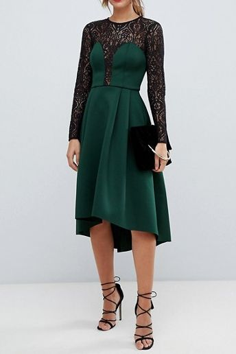 04ea0adc6b0a 23 Best Winter Wedding Guest Dresses - What to Wear to a Winter Wedding