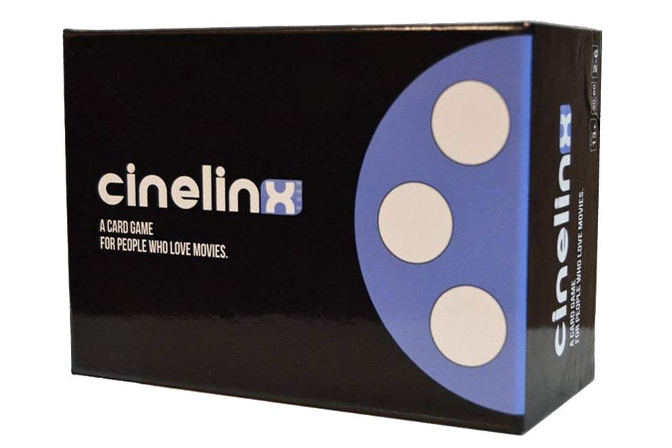 Cinelinx: A Card Game for People Who Love Movies