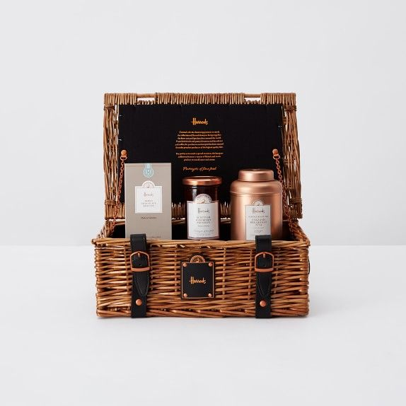 Harrods Tea Time Hamper