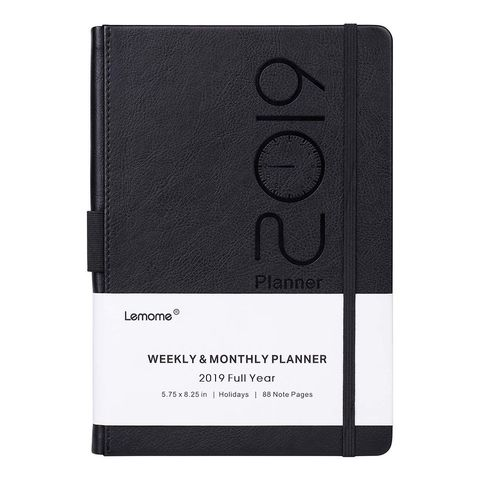 10 best daily planners for staying organized in 2019