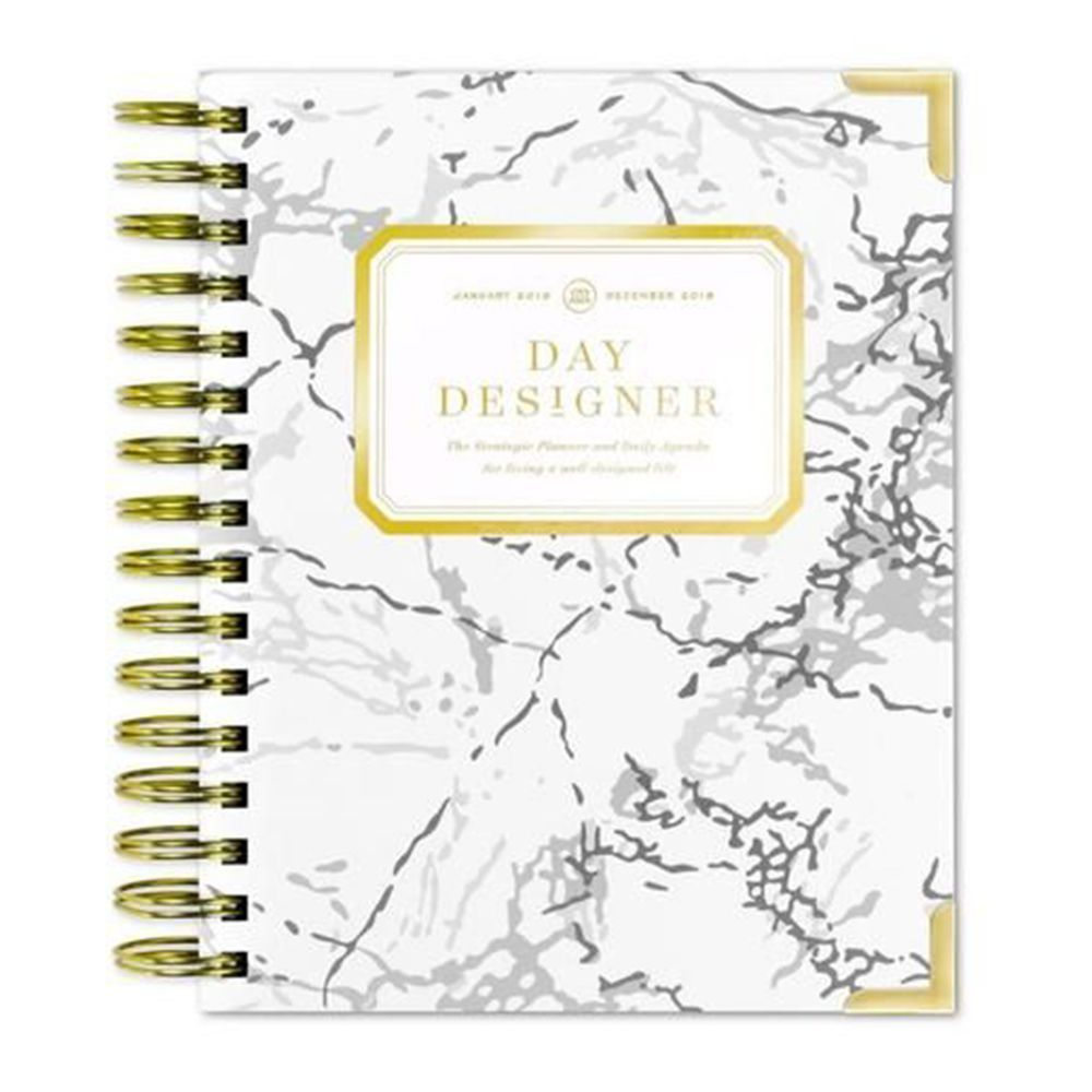 image regarding Day Designer titled Working day Designer 2019 Everyday Planner
