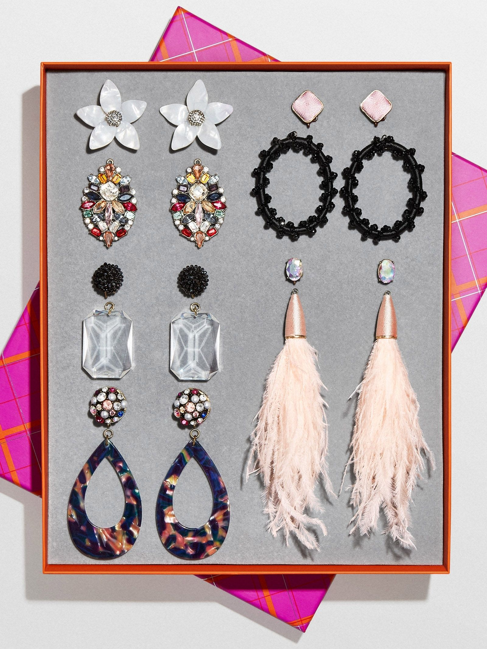 Build Your Own Statement Earrings Gift Set