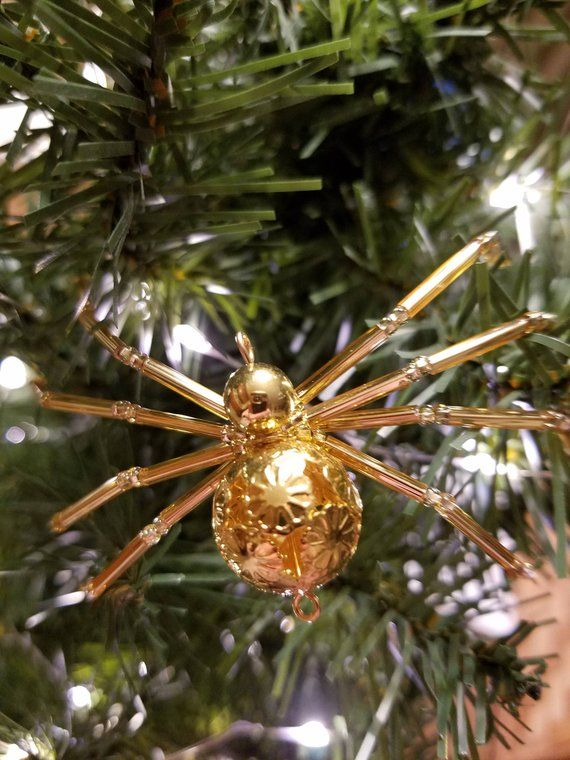 image about Legend of the Christmas Spider Printable named The Legend of the Xmas Spider and the Record of Tinsel