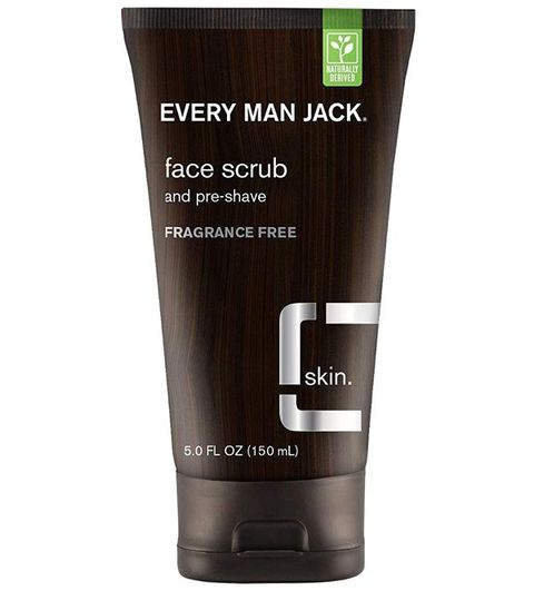 10 Best Face Scrubs For Men 2018 Face Exfoliators For Men